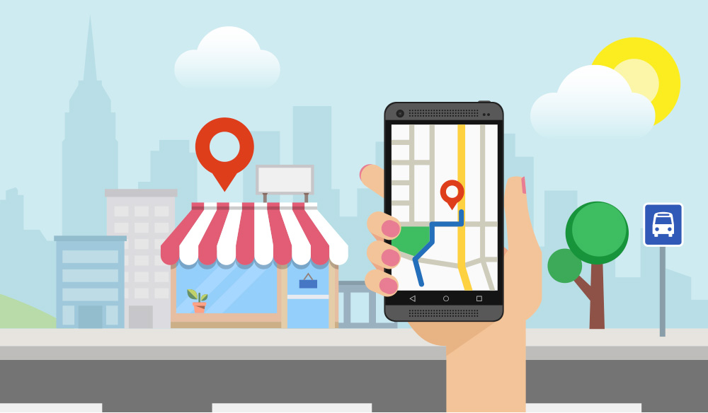How Mobile Users Find Local Businesses