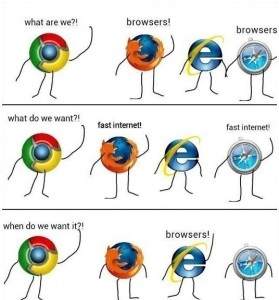 Internet Explorer Sturggles