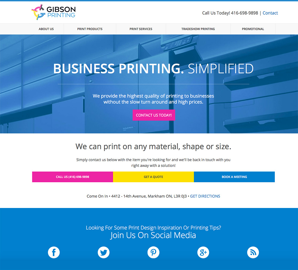 Aesthetically Pleasing, Gibson Prinint