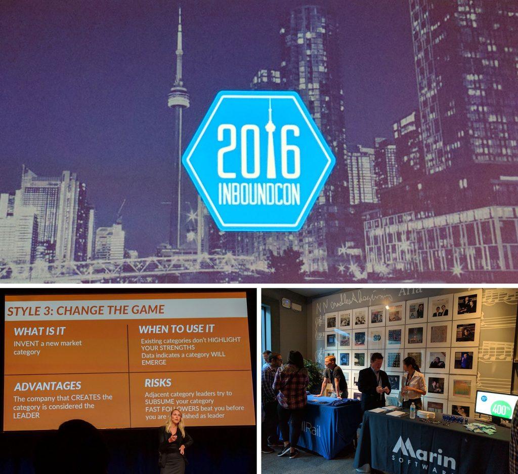InboundCon 2016 Toronto