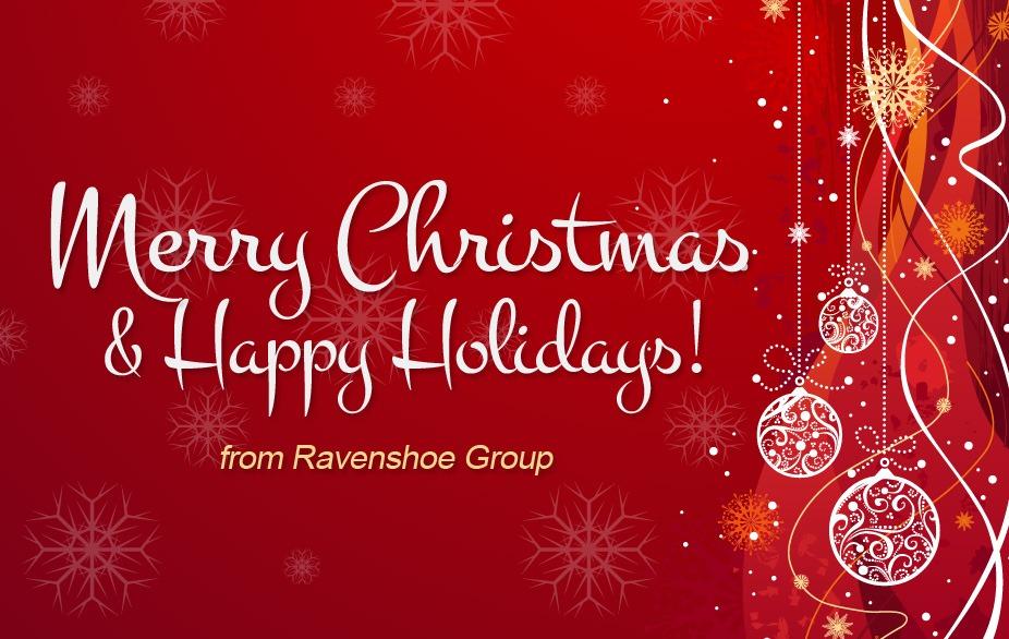 Merry christmas amp happy holidays ravenshoe group