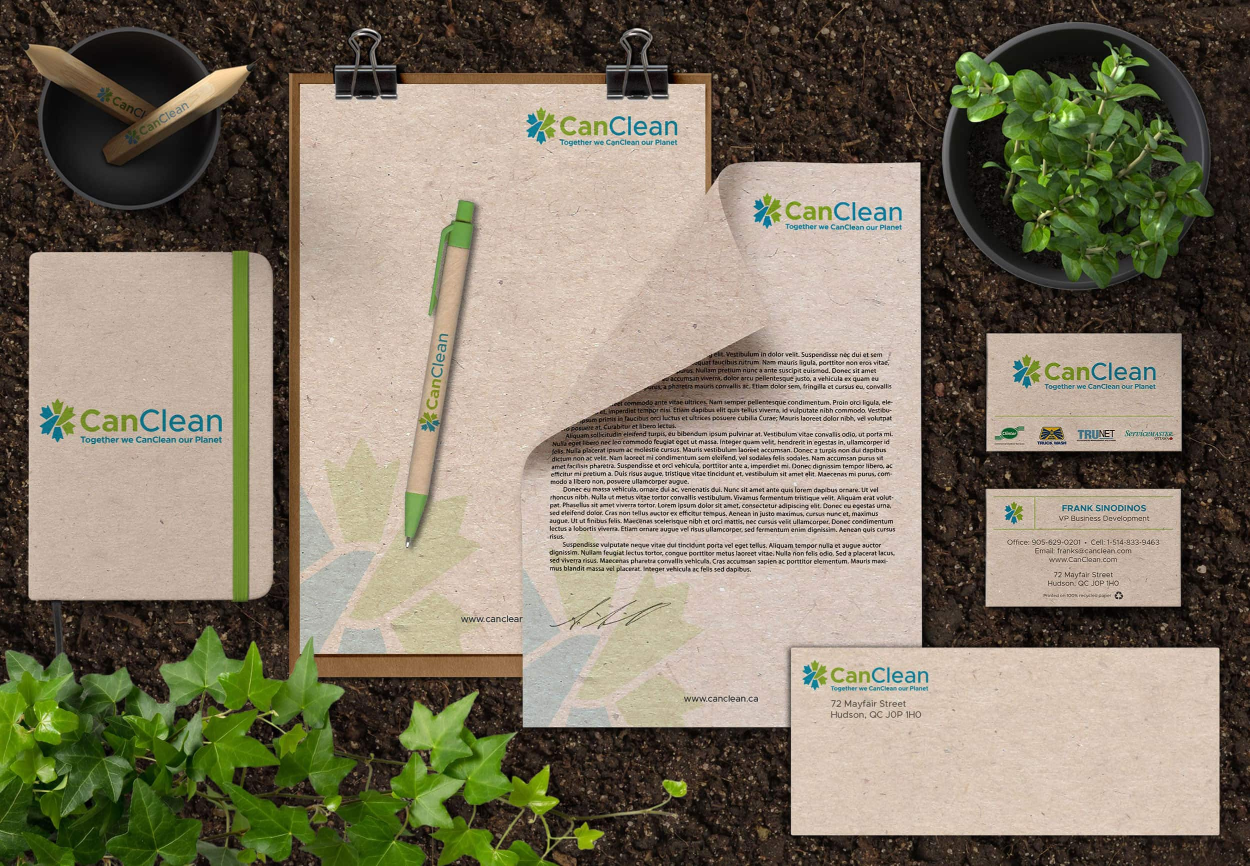 Clintar® Tradeshow Materials