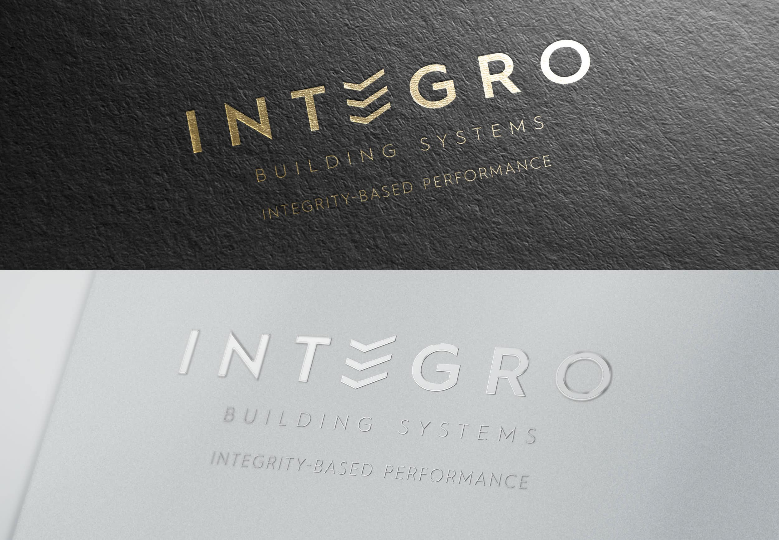 Logo Design for Integro